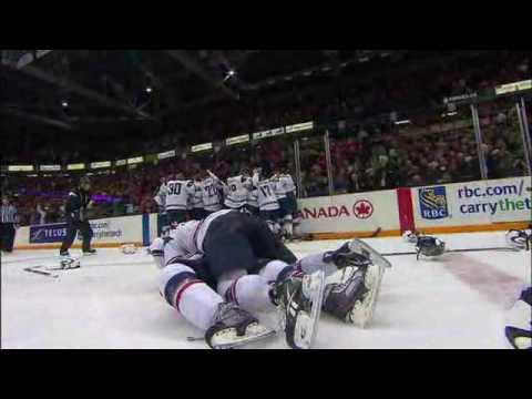 WJHC 2010 FINAL Per:OT Highlights: Canada-USA