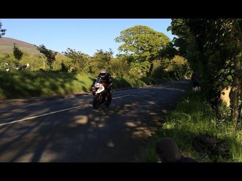 Danny Webb,Sulby Straight,Isle of Man TT 2016