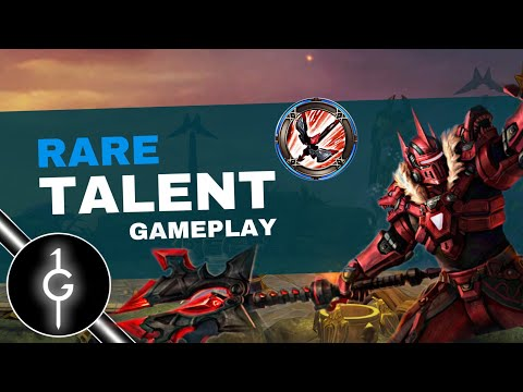 Vainglory Yates Rare Talent Gameplay - Why His A So LONG!