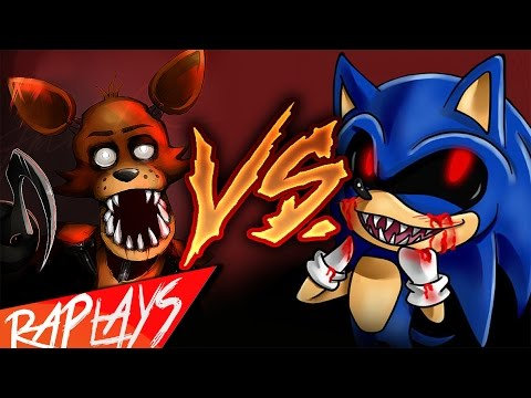 Descargar MP3 FOXY VS SONIC.EXE | EPIC BATTLE | KRONNO ZOMBER | ( Videoclip Oficial )