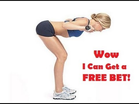 HOW TO GET A FREE BET ON ANYTHING - Horse Racing, Cricket, Football, Tennis Yes Anything