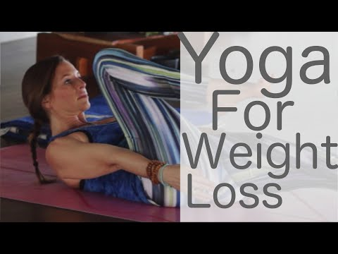 Yoga for Weight Loss and Leg Strength With Fightmaster Yoga
