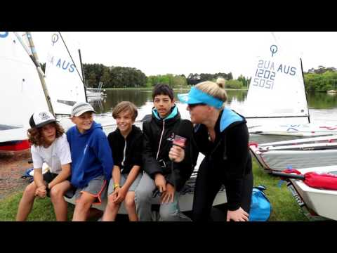 ACT Optimist Championships 2016 - Canberra Yacht Club