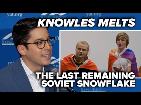 HEAT WAVE: Knowles melts the last remaining Soviet snowflake