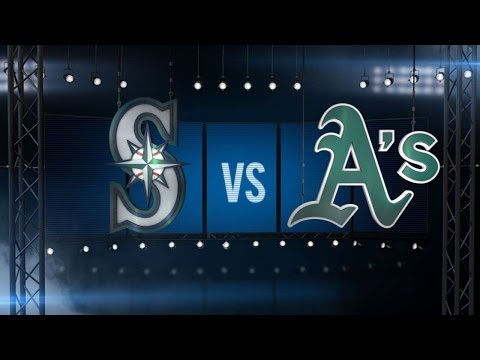 9/11/16: Marte's 9th-inning single propels Mariners