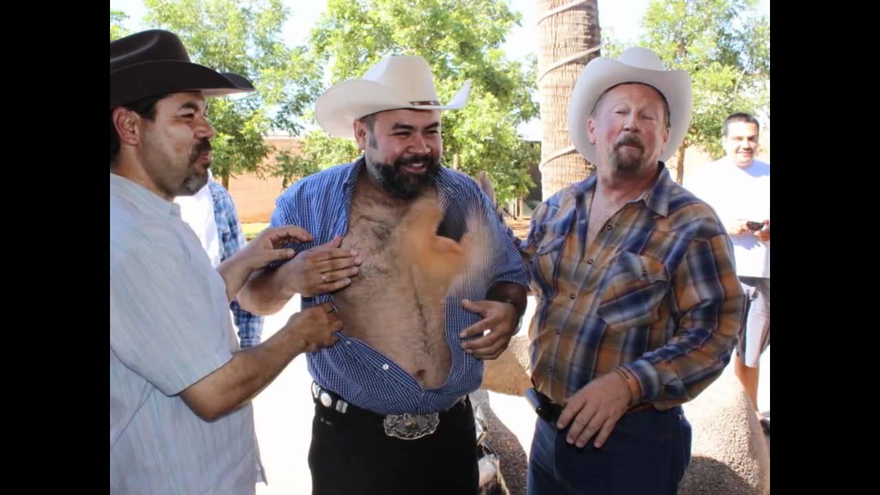 Peludos mexicanos gay vaqueros