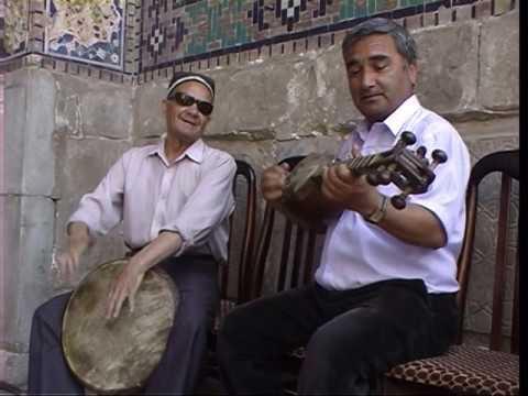 Voyage en Ouzbékistan : musique traditionnelle à Samarcande