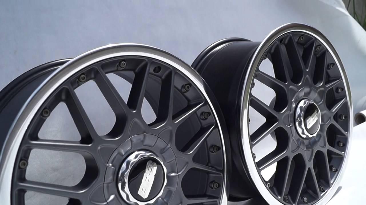 5x100 18 Zoll : bbs rs ii 5x100 18 zoll inch alu felgen wheels rims grey ~ Kayakingforconservation.com Haus und Dekorationen