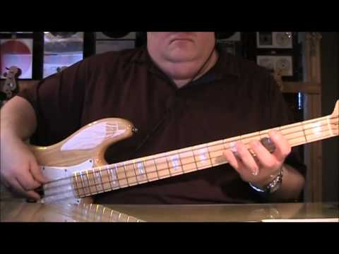 Gipsy Kings Hotel California Bass Cover With Tabs & Notes