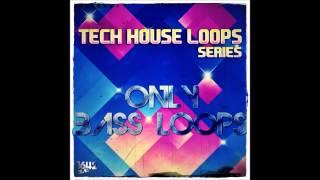 1642 Beats - Tech House Loops Series - Only Bass Loops [1642B016] - www.1642beats.com