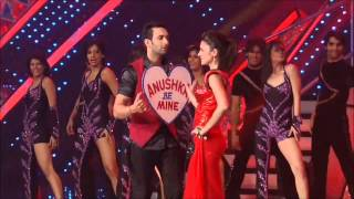 Anusha Sharma '& Nandish Sandhu Performance