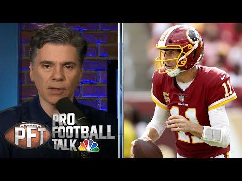 Can Alex Smith win starting job in Washington?   Pro Football Talk   NBC Sports