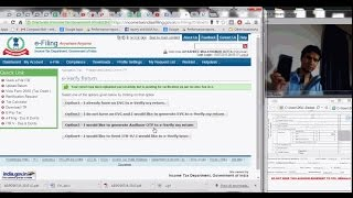 1 How to file refund return for bank interest income (E Verify Tax Return By Registered mail)