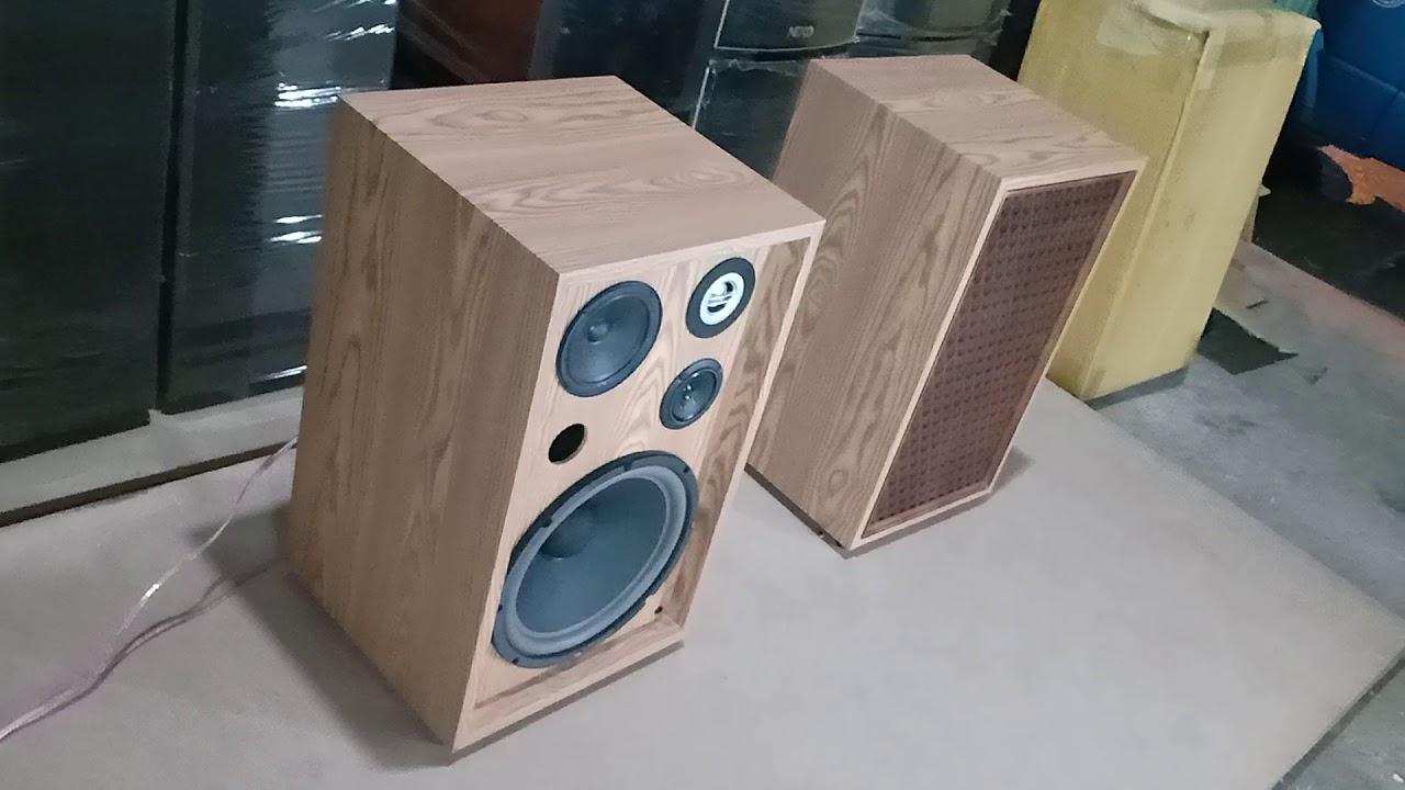 Loa dựng 1 bass 30, 1 mid 12, 2 treble cấu hình 3tr300 ( mẫu pioneer CS77A) lh 0392540875