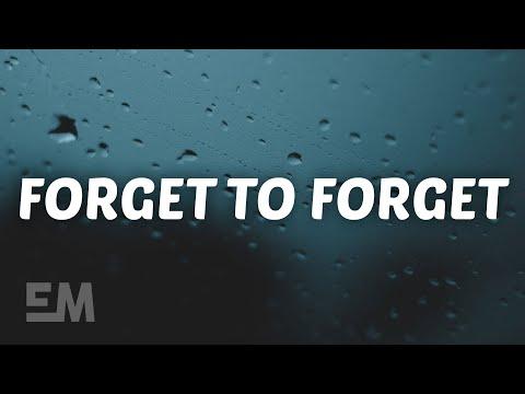 SHY Martin - Forget To Forget (Lyrics)