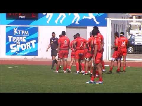 Replay Rugby Espoirs RCT Toulon vs Stade Français Match Championnat de France Live TV 2018
