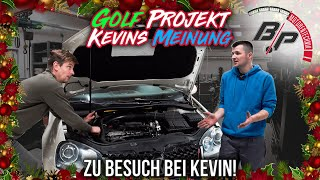 Was sagt Kevin zum LPG Golf?!? Wie funktioniert Software Tuning? | LPG | Teil 4 | BP Motorentechnik