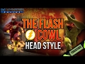 DCUO: Speedster Cowl Style (Flash Cowl)