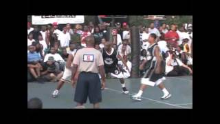 THE GOODMAN LEAGUE ALL STARS VS. AND 1 (THE REMATCH 2006)