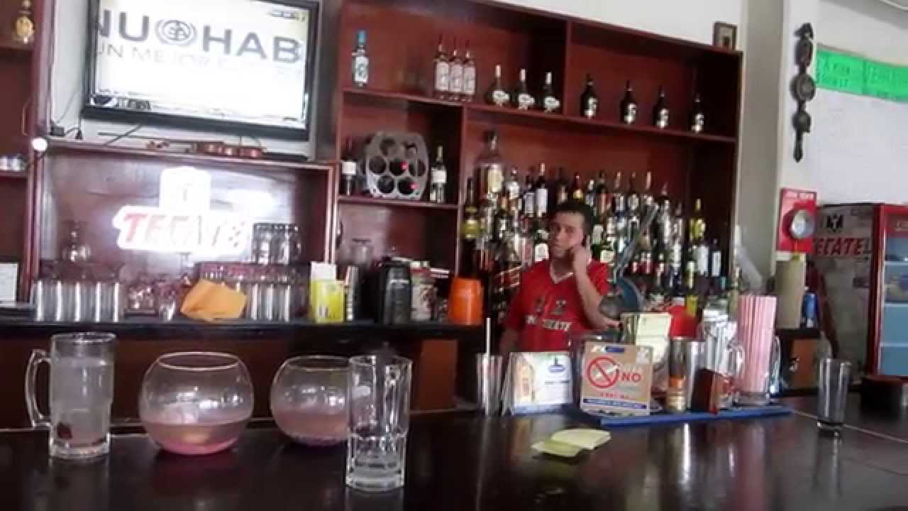 video contrabarra restaurant bar youtube. Black Bedroom Furniture Sets. Home Design Ideas