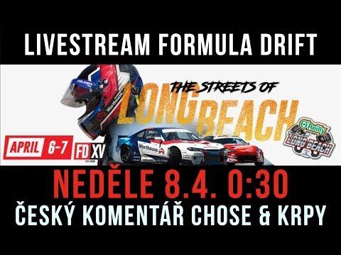 Formula Drift Round 1 - TOP16 s Chosem a Krpym