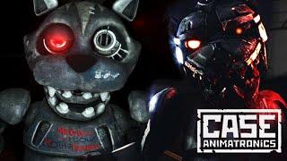 Железная кошка!? CASE: animatronics #2