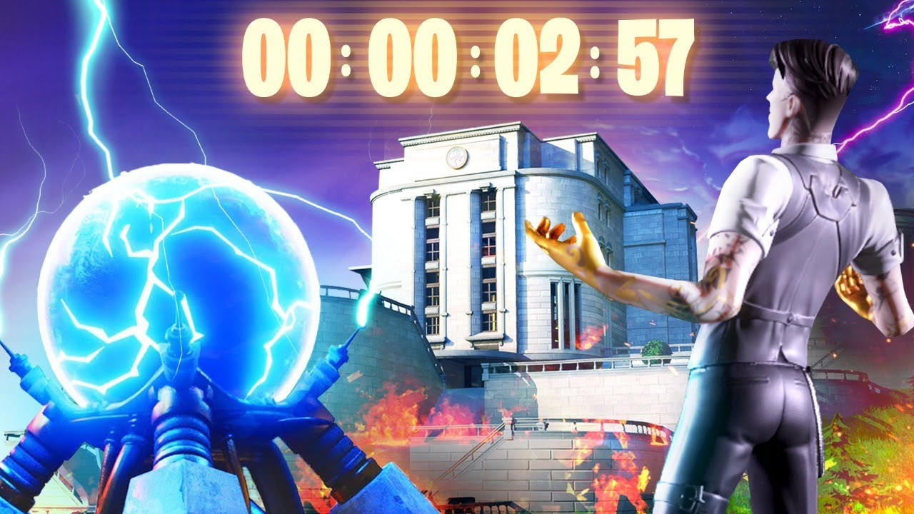 doomsday clock live stream fortnite