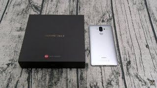 Huawei Mate 9 Unboxing And First Impressions