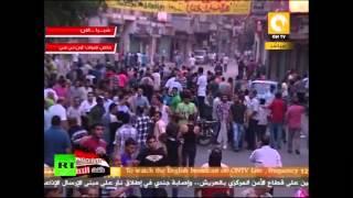 «Пятница гнева» в Египте — прямая трансляция(В Каире и в других городах Египта исламисты начали выходить на улицы для участия в акциях протеста. «Братья-..., 2013-08-16T19:53:33.000Z)