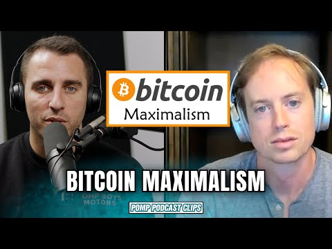 This Bitcoin OG Thinks Maximalism Is Bad For Crypto | Pomp Podcast CLIPS