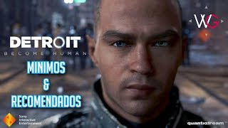 Download Requisitos Minimos Detroit Become Human PC! Mp3 and Videos