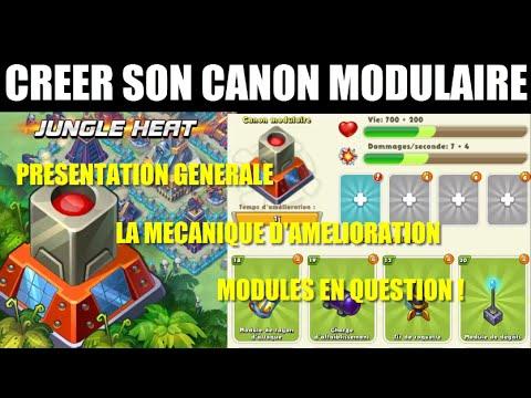 Jungle Heat Modular Gun