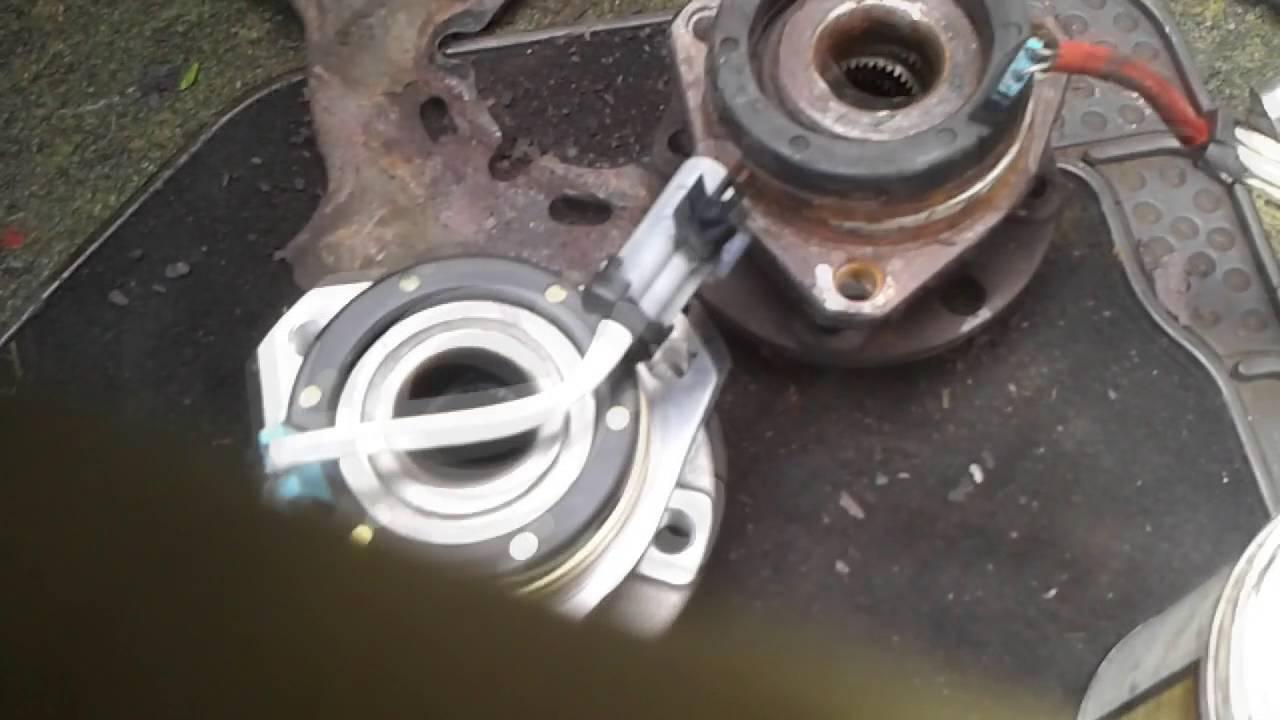 Vauxhall Abs Speed Sensor And Speedo Sensor Fix Repair Or