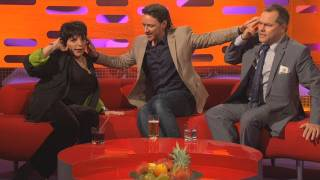 Graham tries mind reading with James McAvoy - The Graham Norton Show - Series 9 Episode 8 - BBC One