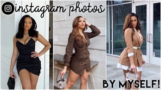 HOW I TAKE INSTAGRAM PICTURES BY MYSELF AT HOME | EQUIPMENT + LOCATIONS + POSES | ALLYIAHSFACE