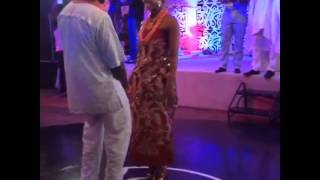 Wedding video of Actor Gbenro Ajibade and Osas Ighodaro in Benin