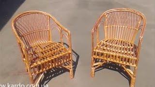 Плетеная мебель из лозы. Плетеное кресло КО-7. Мебель из ротанга.(На видео представлено плетеное кресло из лозы КО-7. Плетеную мебель из ротанга и лозы вы сможете купить в..., 2014-08-14T08:43:37.000Z)