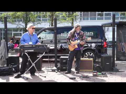 Jon Hammond & Joe Berger Musikmesse 2015