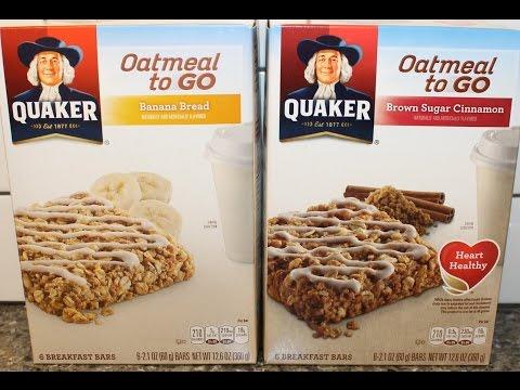 Diet Quaker Oat Review