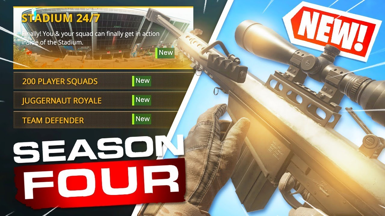 *NEW* MODERN WARFARE UPDATE NOW! NEW WEAPONS, MAP CHANGES, MODES, (COD WARZONE SEASON 4 UPDATE LIVE)