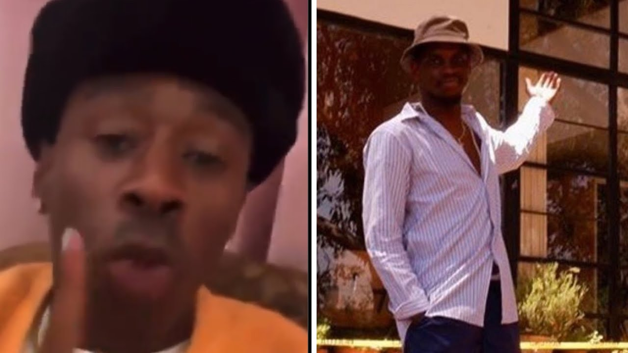 Tyler The Creator Disses ASAP Nast After He Said He Stole His Style | The Comme Wars