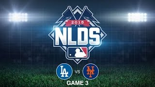 10/12/15: Mets put up 13 runs to take 2-1 series lead