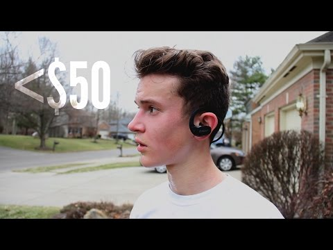 Best Workout Headphones Under $50! (2016)