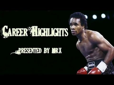Sugar Ray Leonard Highlights