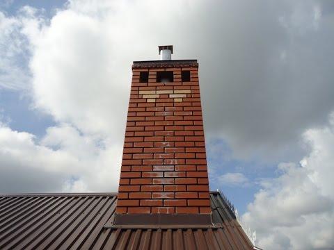 Гильзование дымохода нержавейкой видео дымоходы проблемы с соседями