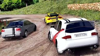 Rally Fury - Extreme Racing Android Game...