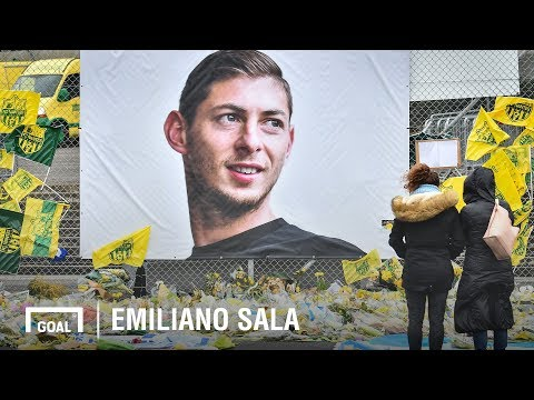 Emiliano Sala: Family & friends pay tribute after funeral