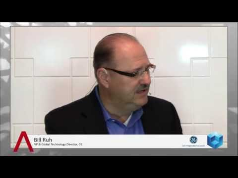 Bill Ruh - GE Industrial Internet (2013) - theCUBE