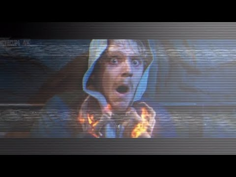 Ghost Rider horror film trailer