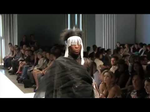 South Aftica Fashion week: The Clive Rundle Winter Collection 2011, Johannesburg
